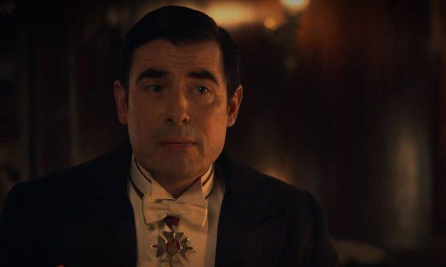 Claes Bang como Drácula en la nueva adaptación del personaje