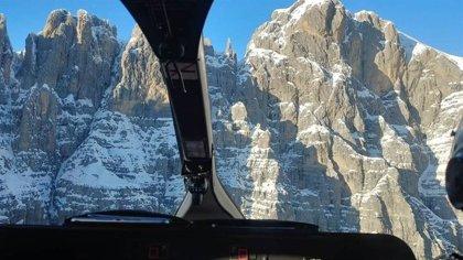 Dos jóvenes excursionistas muertos tras una caída en los Alpes
