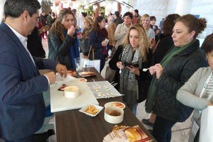 La Torta del Casar estará presente un año más en Madrid Fusión
