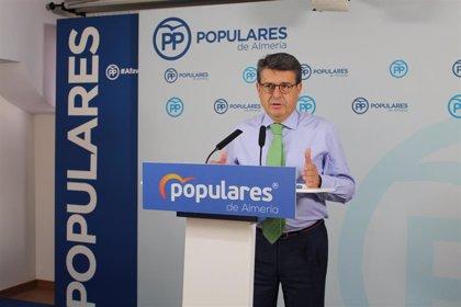 PP registra una iniciativa para instar a Sánchez a actuar en playas de Balerma y Guardias Viejas de Almería