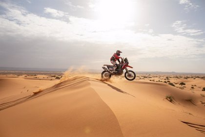 El Dakar cancela la octava etapa en motos y quads tras la muerte de Gonçalves