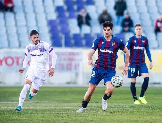 Jaén-Levante de Copa del Rey