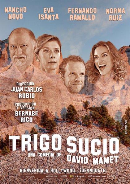 Nancho Novo, Eva Isanta, Norma Ruiz y Fernando Ramallo protagonizan 'Trigo sucio' el 18 de enero en el teatro Bretón