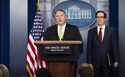 """EEUU.- Pompeo pide el fin de las """"violaciones"""" contra Irak tras el ataque a una base con presencia estadounidense"""