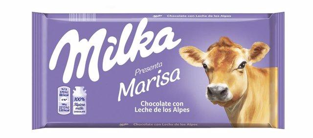 Adiós temporal a la mítica vaca lila de Milka