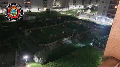 Se hunde un parking subterráneo en Santander y se buscan posibles víctimas