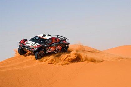 Serradori priva a Alonso de su primera victoria en el Dakar