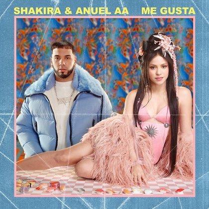Shakira estrena nuevo single con Anuel AA: 'Me gusta'