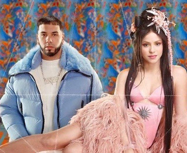 Shakira y Anuel lanzan su single 'Me gusta'
