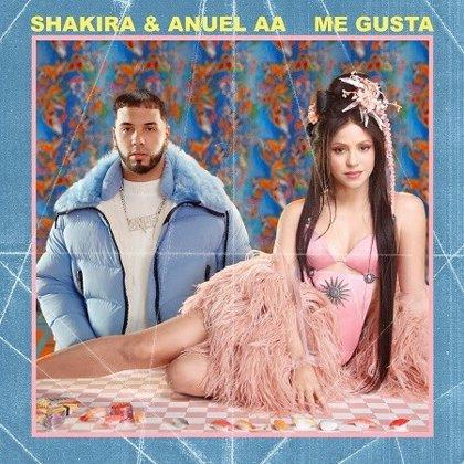 Colombia.- Shakira estrena el sencillo 'Me gusta' junto al cantante Anuel AA