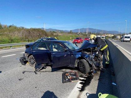 Lesiones en la carretera: más frecuentes pero menos mortales desde 1990