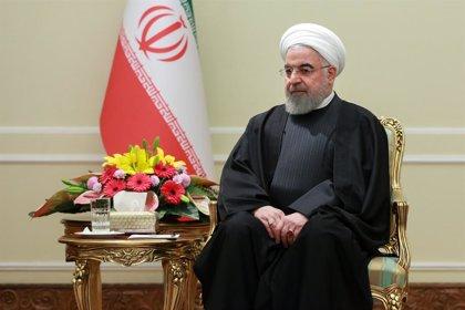 Irán.- Rohani promulga la ley que cataloga de terrorista al Departamento de Defensa de Estados Unidos