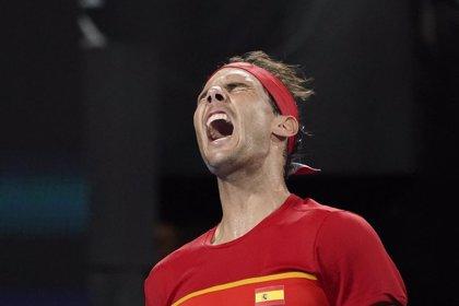 Nadal ve recortada por Djokovic su ventaja al frente de la ATP