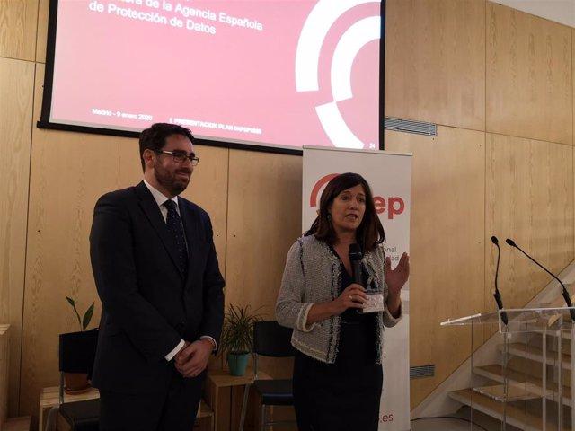 Presentación de las nuevas iniciativas y retos para este 2020 de laAsociación Profesional Española de Privacidad (APEP)