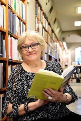 L'escriptora Isabel-Clara Simó (arxiu)