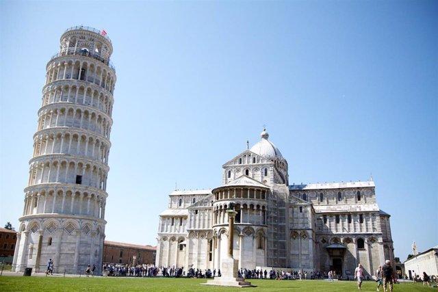 Torre de Pisa, escenario del experimento de Galileo