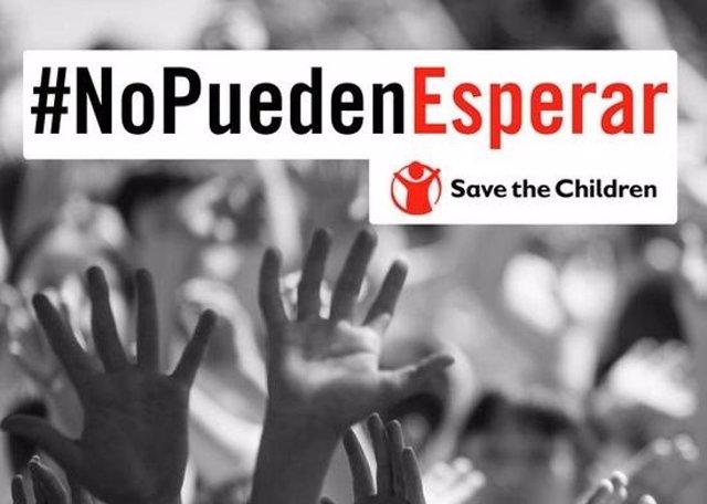 Campaña de Save The Children