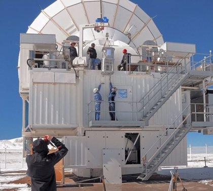 El oxígeno hace posible una nueva forma de mapear galaxias lejanas