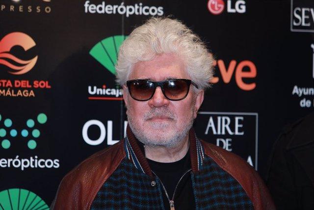 Almodóvar, nominado al Oscar a Mejor película extranjera por 'Dolor y gloria'