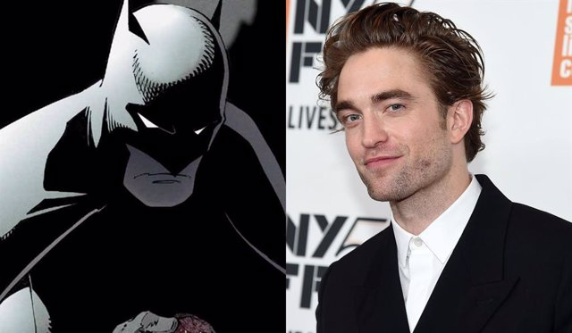 Robert Pattinson protagoniza The Batman