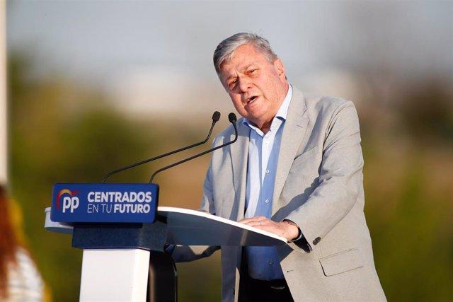 El eurodiputado (PP) Leopoldo López Gil