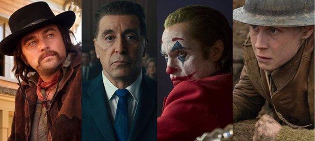 Películas nominadas a los Oscar