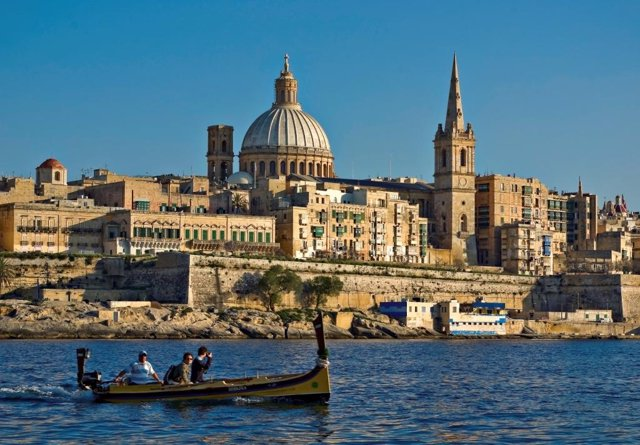 Malta.- Impiden el acceso a los medios de comunicación a la toma de posesión de