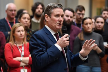 R.Unido.- Cinco candidatos aspiran a sustituir a Corbyn como líder del laborismo británico