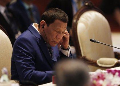 Filipinas.- Duterte visitará las zonas afectadas por las erupciones del volcán Taal en Filipinas