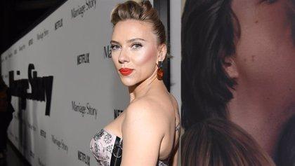 Scarlett Johansson hace historia en los Oscar 2020 con su doblete por Jojo Rabit e Historia de un matrimonio