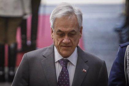 Chile.- La popularidad de Piñera vuelva a caer a su mínimo histórico