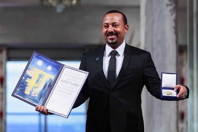 Etiopía.- Abiy dice que Trump debería contactar con el Comité del Nobel si piens
