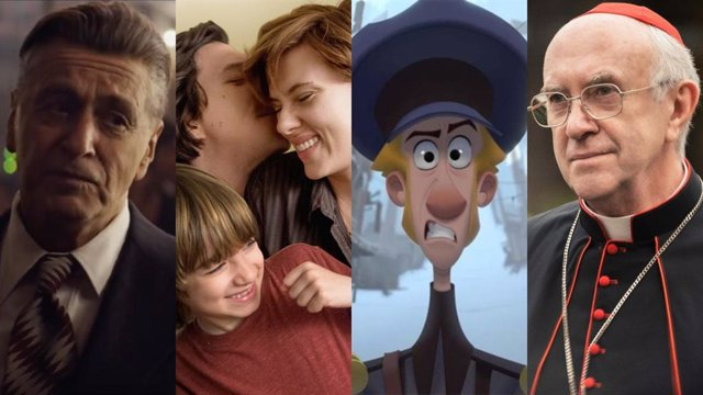 Películas de Netflix nominadas a los Oscar
