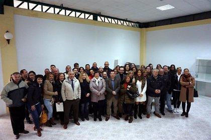 La Junta clausura tres talleres de empleo en el Valle del Guadiato de Córdoba donde han participado 45 personas
