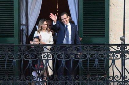 Robert Abela toma posesión como primer ministro de Malta