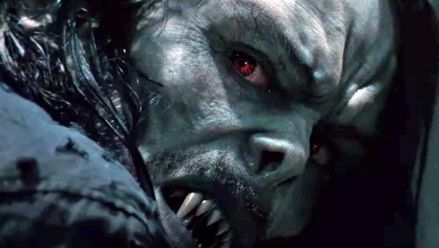 Imagen del tráiler de Morbius
