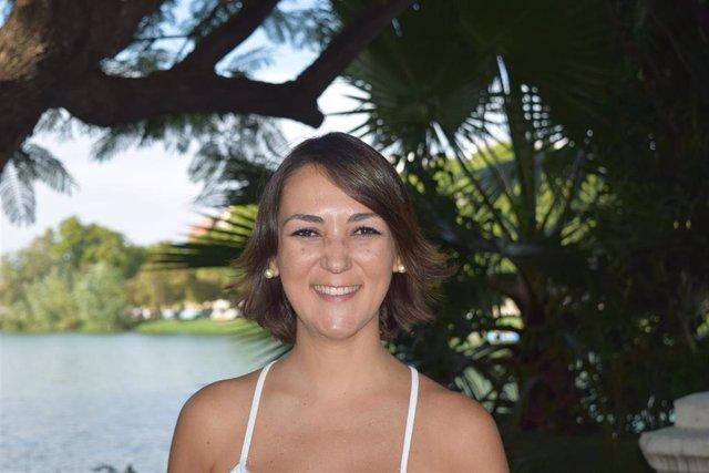 La profesora de la Universidad Pablo de Olavide (UPO) de Sevilla Itahisa Pérez-Pérez.
