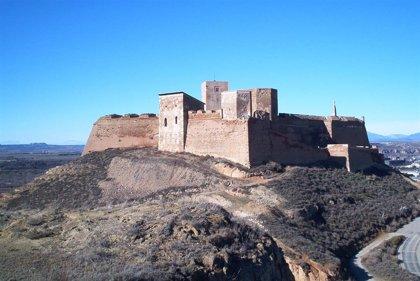 Un total de 14.801 personas visitan el Castillo de Monzón (Huesca) en 2019