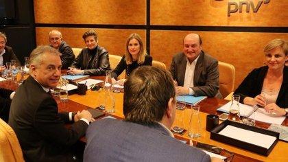 PNV propone a Urkullu para la reelección como Lehendakari y a Tejeria como presidenta del Parlamento vasco