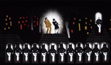 El Teatro Real homenajea al cine mudo con 'La flauta mágica' de Mozart