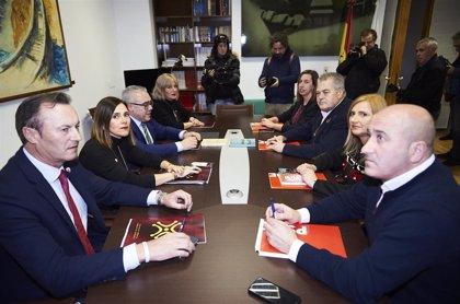 """PRC y PSOE dan por """"cerrada la crisis"""" con una nueva adenda al pacto de Gobierno"""