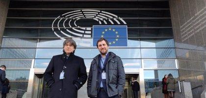 Puigdemont no descarta ir a España porque asegura que también tiene que respetar su inmunidad
