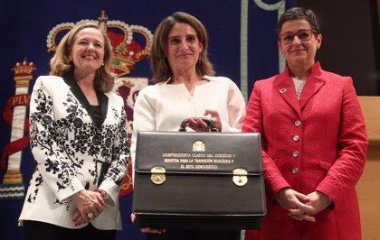 """Ribera recuerda a los """"padres"""" del Ecologismo: """"Nunca imaginaron en este país una vicepresidencia verde"""""""