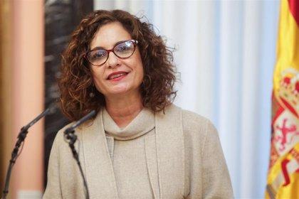 """Montero presentará los PGE """"a la mayor brevedad"""" y una reforma de financiación autonómica para """"cerrar brecha"""""""