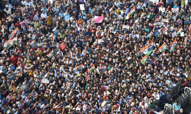 """India.- Un alto cargo del BJP amenaza con matar """"como a perros"""" a los manifestan"""