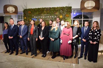 La marca 'Raíz Culinaria' nace para distinguir la riqueza diferencial y la singularidad de la gastronomía de C-LM