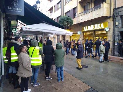 Patronal y trabajadores de supermercados no llegan a un acuerdo