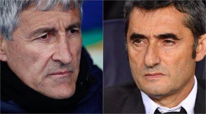 El Barça destituye a Ernesto Valverde y apuesta por Quique Setién