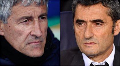 Quique Setién, nuevo entrenador del FC Barcelona tras el cese de Ernesto Valverde