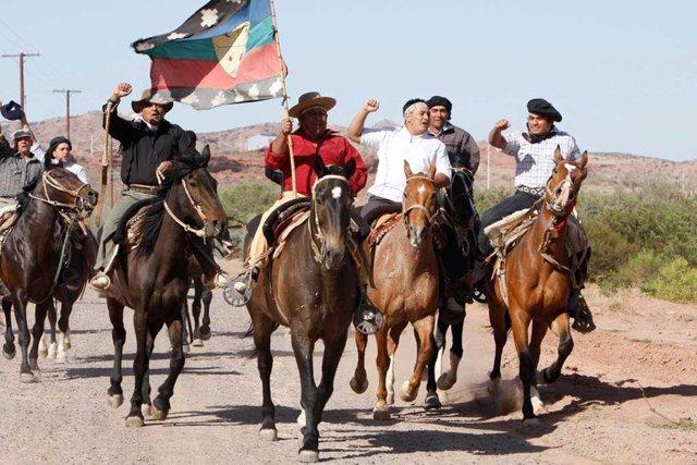 Indígenas argentinos
